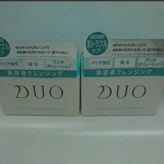 デュオ 薬用クレンジングバーム バリア 90g 2個