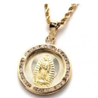 アヴァランチ(AVALANCHE)のAVALANCHE 10k イエローゴールド ネックレス(ネックレス)