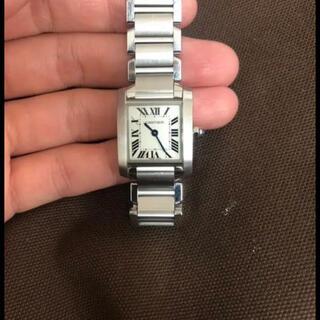 カルティエ(Cartier)のカルティエ タンクフランセーズ 腕時計(腕時計)