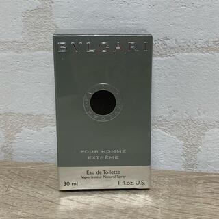 ブルガリ(BVLGARI)の【新品】BVLGARI ブルガリ プールオム エクストレーム EDT  30ml(ユニセックス)