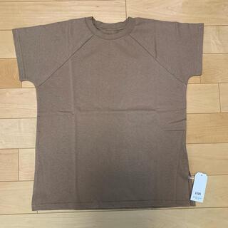 GYDA - GYDA リブネックUSA tシャツ NA11