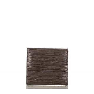 ルイヴィトン(LOUIS VUITTON)のルイ ヴィトン 二つ折り財布 メンズ 美品(折り財布)
