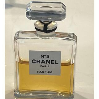 CHANEL - CHANEL no.5 香水 開封済み 約残6割