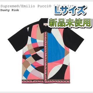 Supreme - supreme emilio pucci s/s shirt Lサイズ 新品