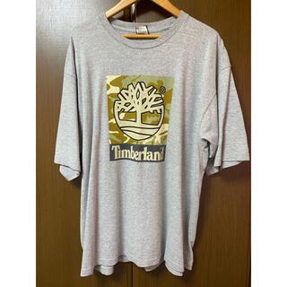 ティンバーランド(Timberland)の90s Timberland ロゴ Tシャツ L USA製(Tシャツ/カットソー(半袖/袖なし))