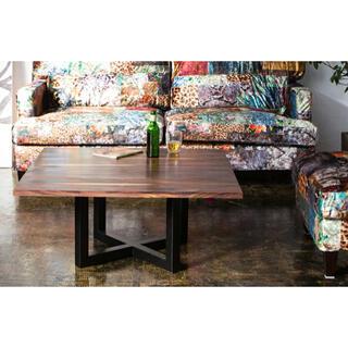 カリモクカグ(カリモク家具)のTimeless Craft Solid Cross センターテーブル 廃番(ローテーブル)