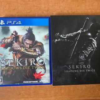 SEKIRO: SHADOWS DIE TWICE PS4(家庭用ゲームソフト)