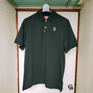 ナイキ(NIKE)のナイキ 半袖ポロシャツ ドライフィットメンズMサイズ(ポロシャツ)