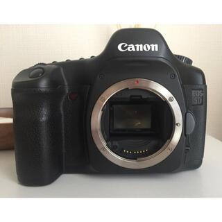 「美品」Canon 5D