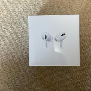 Apple - Apple 完全ワイヤレスイヤホン AirPods Pro