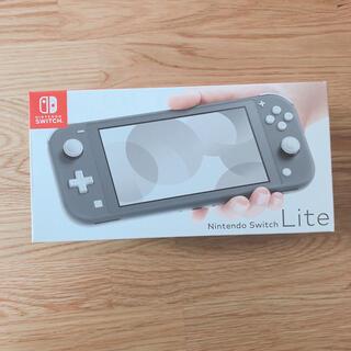 Nintendo Switch - Nintendo Switch Lite   任天堂スイッチライト グレー