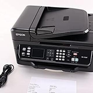エプソン(EPSON)のEPSON A4ビジネスインクジェットFAX複合機 PX-535F(その他)