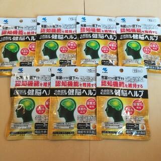コバヤシセイヤク(小林製薬)の小林製薬 健脳ヘルプ15日分×7袋(その他)