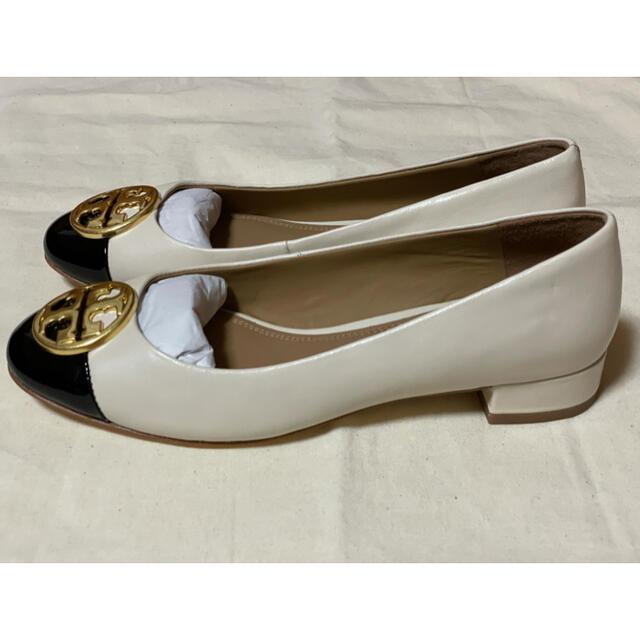 Tory Burch(トリーバーチ)の【未使用品】 Tory Burch トリーバーチ フラットシューズ 23cm レディースの靴/シューズ(ハイヒール/パンプス)の商品写真