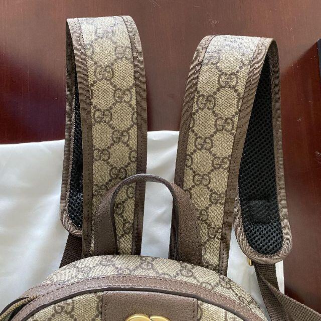 Gucci(グッチ)のグッチ リュック バッグ レディースのバッグ(リュック/バックパック)の商品写真