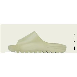 adidas - イージースライド yeezy slide resin 24.5