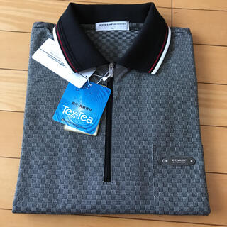 ダンロップ(DUNLOP)の新品 ダンロップ 長袖ポロシャツ L L(ポロシャツ)