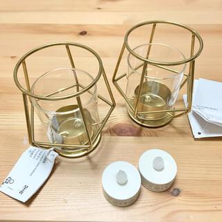 IKEA - IKEA ペルルバンド キャンドルホルダー ランプ