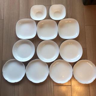 ヤマザキセイパン(山崎製パン)のヤマザキ パン祭り フランス製皿 12枚セット(食器)