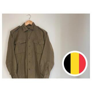 SWISS MILITARY - ベルギー軍 フィールドジャケット