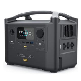 【新品未開封】EcoFlow ポータブル電源 RIVER Pro 720