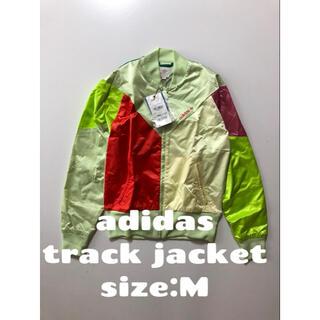 アディダス(adidas)の新品M adidas アディダス トラックトップジャケット 230 340(ナイロンジャケット)