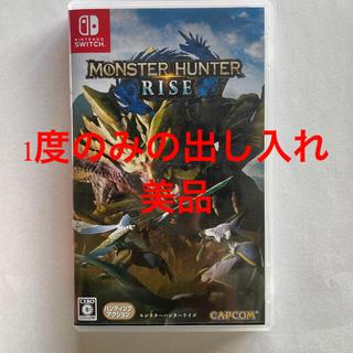 ニンテンドースイッチ(Nintendo Switch)のモンスターハンター ライズ Switch スイッチ(家庭用ゲームソフト)