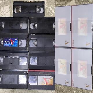 中古 VHSテープ 13点(その他)