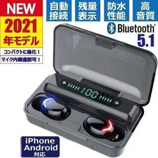 Bluetooth5.1 完全ワイヤレスイヤホン