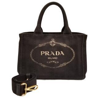 PRADA - プラダ PRADA カナパ ハンドバッグ レディース【中古】