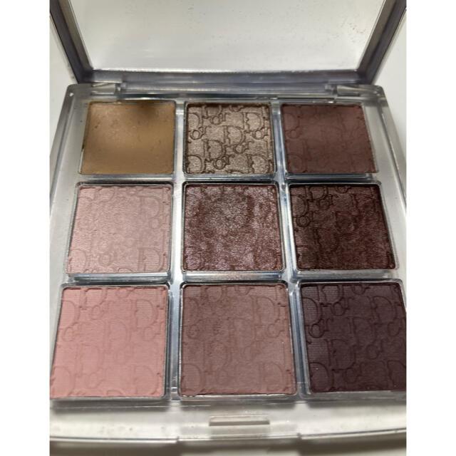 Dior(ディオール)のDior ディオールバックステージ アイパレット 002 コスメ/美容のベースメイク/化粧品(アイシャドウ)の商品写真