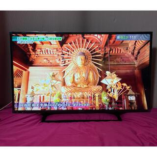 パナソニック(Panasonic)の⭐️Panasonic VIERA D305 TH-43D305⭐️美品送料込み(テレビ)