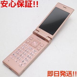 キョウセラ(京セラ)の良品中古 701KC DIGNO ケータイ2 ピンク (携帯電話本体)