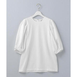 BEAUTY&YOUTH UNITED ARROWS - <6(ROKU)>COTTON VOLUME PULLOVER/カットソー