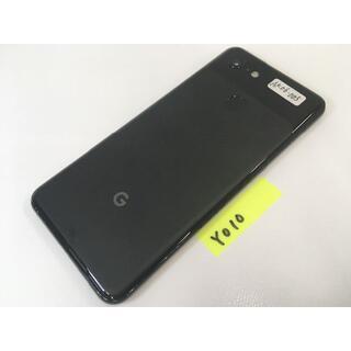 グーグル(Google)のY010 SoftBank Google Pixel3 ブラック アンドロイド(スマートフォン本体)