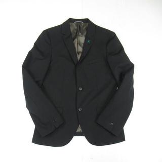 FRAPBOIS - FRAPBOIS フラボア テーラードジャケット 黒 モード Mサイズ 日本製