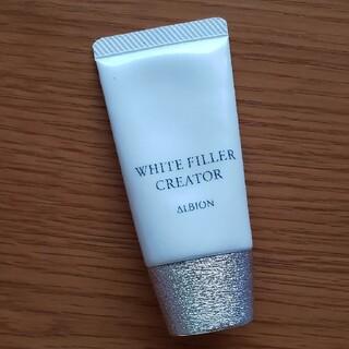 ALBION - ALBION アルビオン ホワイトフィラークリエイター