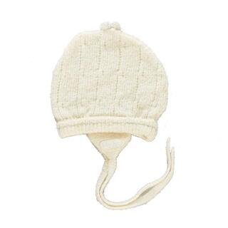 ディオール(Dior)のディオール ニットキャップ キッズ 美品(帽子)