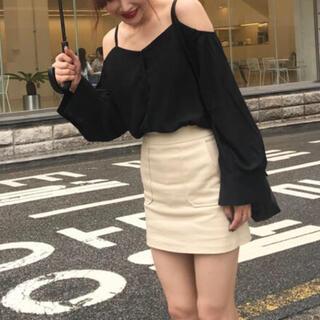 スタイルナンダ(STYLENANDA)のblack tops❤︎(シャツ/ブラウス(長袖/七分))