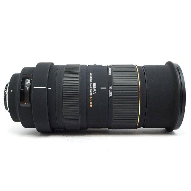 SIGMA(シグマ)の超望遠 SIGMA APO 50-500mm F4-6.3 DG HSM スマホ/家電/カメラのカメラ(レンズ(ズーム))の商品写真