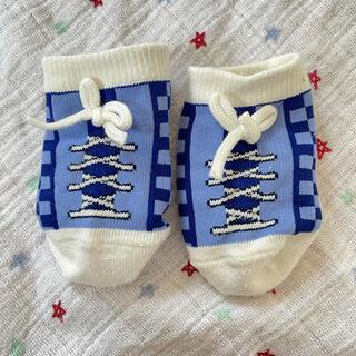 mikihouse - ミキハウス  靴下 9-11cm