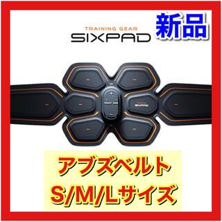 シックスパッド(SIXPAD)の新品未使用 シックスパッド アブズベルト S/M/Lサイズ 58cm〜100cm(トレーニング用品)
