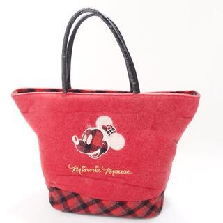 Disney - ■Disney ミニーマウス ハンドバッグ レッド