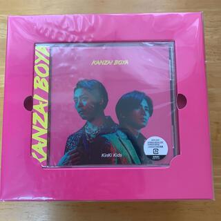 キンキキッズ(KinKi Kids)のKANZAI BOYA(初回盤B)(ポップス/ロック(邦楽))