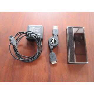 エヌイーシー(NEC)のドコモ NEC N-03D フィーチャーフォン 動作良品(携帯電話本体)