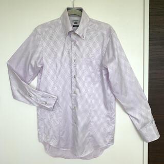 レノマ(RENOMA)のmen's スーツワイシャツ パープル レノマ(シャツ)