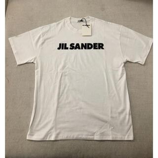 Jil Sander - JIL SANDER ジルサンダー ロゴ Tシャツ Lサイズ