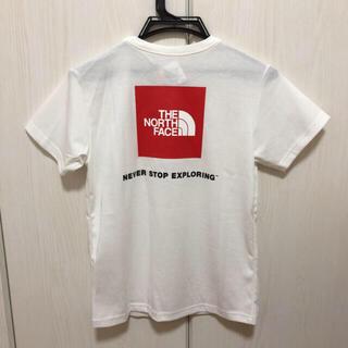ザノースフェイス(THE NORTH FACE)のノースフェイス スクエアロゴティー 150cm(Tシャツ/カットソー)