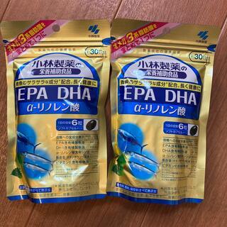 コバヤシセイヤク(小林製薬)の新品✨小林製薬✨EPA DHA α-リノレン酸 2袋セット(その他)