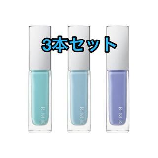 RMK - RMK ネイルポリッシュ マニキュア   3本セット